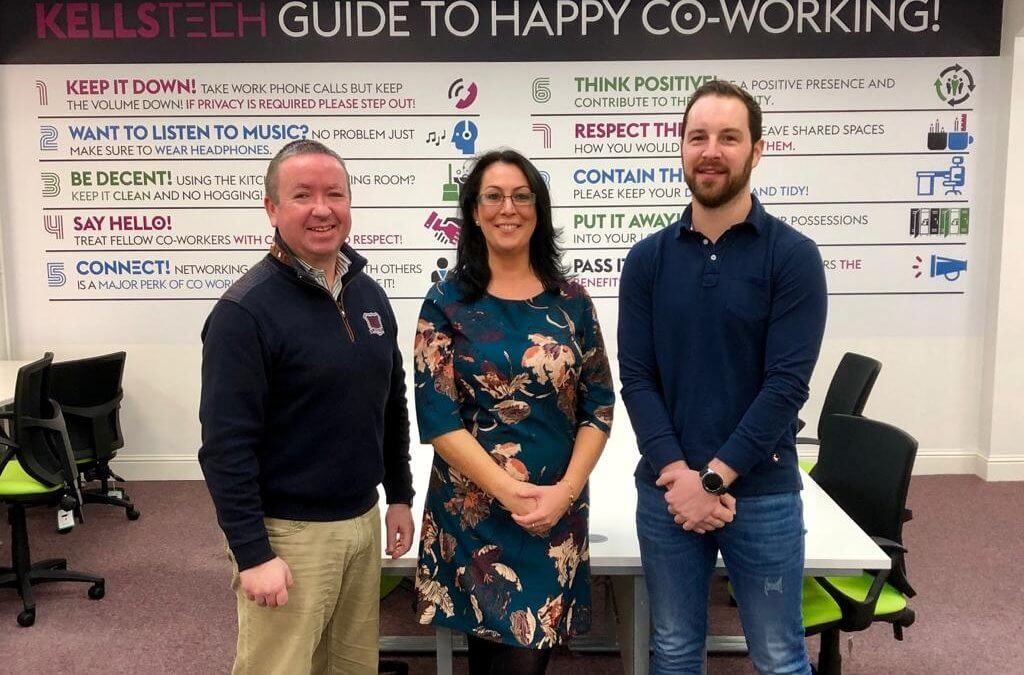 Kells Tech Hub Co-working Competition Winner