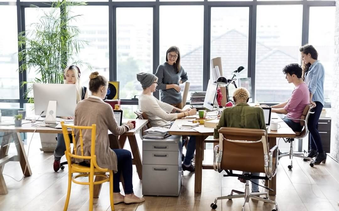 Why Entrepreneurs and Startups Should Use Shared Office Spaces